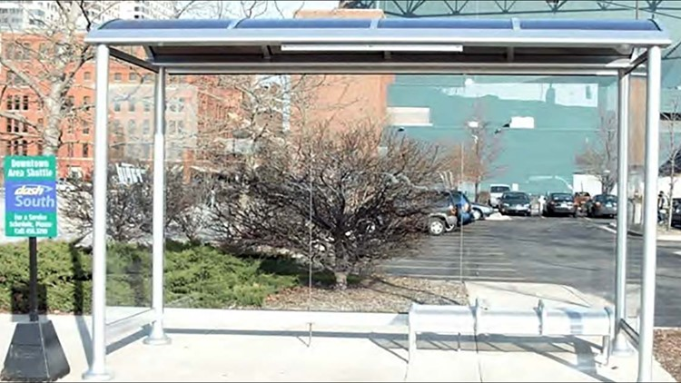 City of GR purchasing 35 new transit shelters