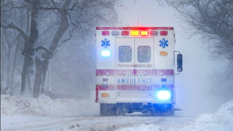 2 killed, 2 injured in Ottawa County car crash