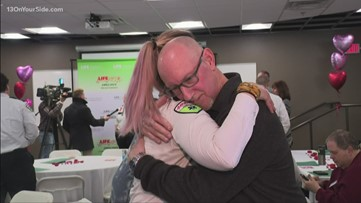 EMS staff who saved lives during cardiac arrest honored at event