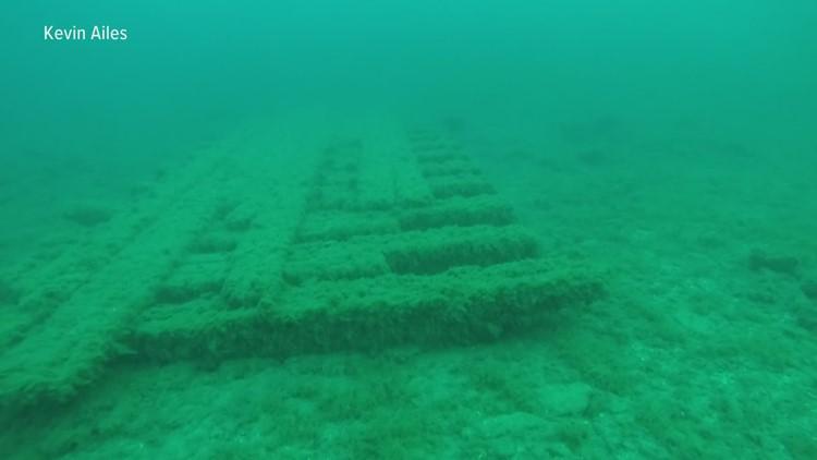 LOVE & WRECKAGE: Michigan newlyweds discover, identify shipwrecks during honeymoon