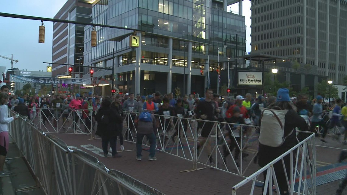 44th annual Amway River Bank Run returns to downtown Grand Rapids
