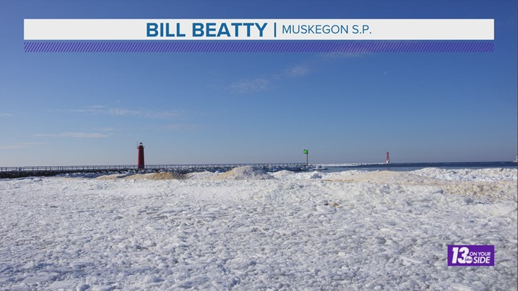 Ice Melts, Temperatures Warm, Lake Levels Rise