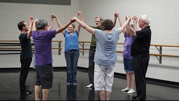 Holland Home offers ballet classes to residents