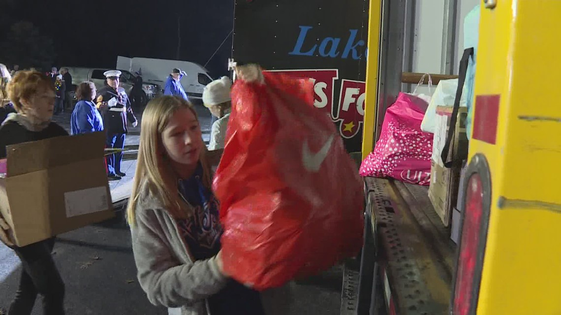 Toys for Tots campaign sees increase in registrations