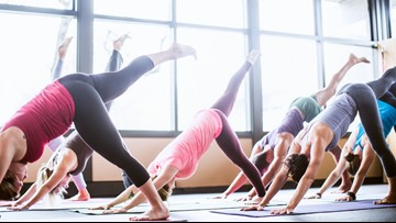 Survey shows rise in Americans practicing yoga