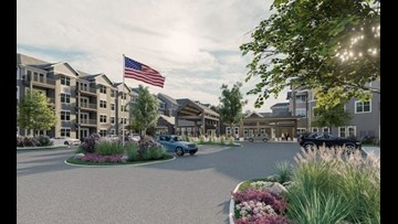 Rivertown Ridge offers premier retirement living in the heart of Wyoming