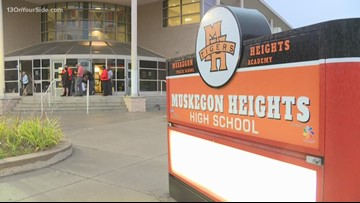 Start of school updates in Muskegon County