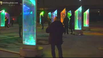 World of Winter festival underway in Grand Rapids