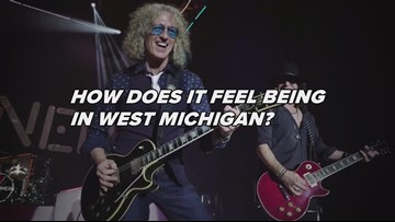 Foreigner band: 'Michigan, there's a lot of great beer here'
