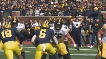 Despite offense wins, Michigan happy with win