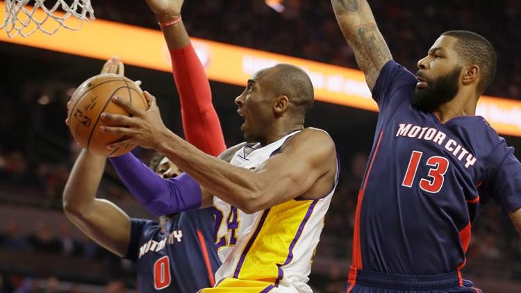 Michigan sports community reacts to Kobe Bryant's death
