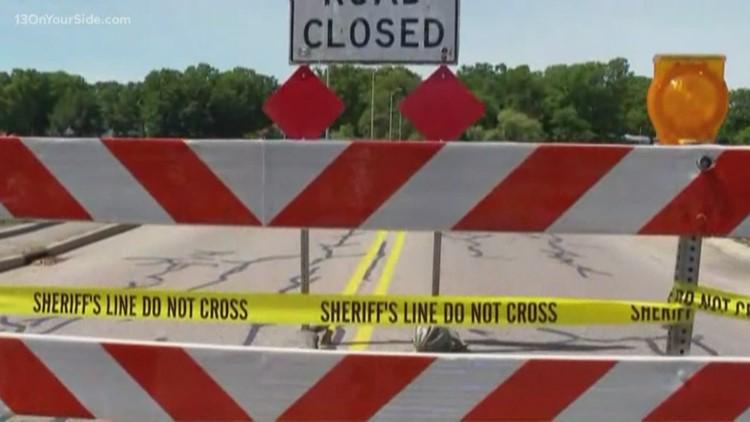 Smith's Bridge officially closed