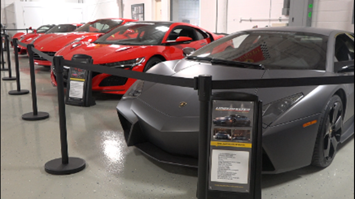 200 Car Collection On Display For Charity Wzzm13 Com