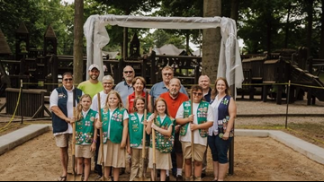 One Good Thing: Girl Scout Troop 4632
