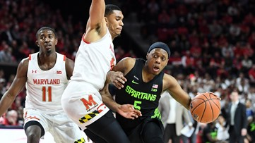 Winston throws buzzer-beater, 60-foot shot in 78-66 win over Maryland