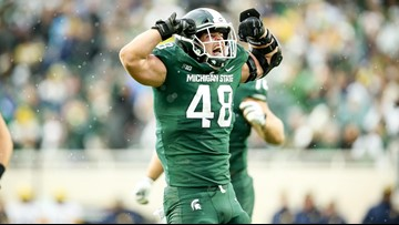 Rockford native one of two Spartans named preseason All-Big Ten