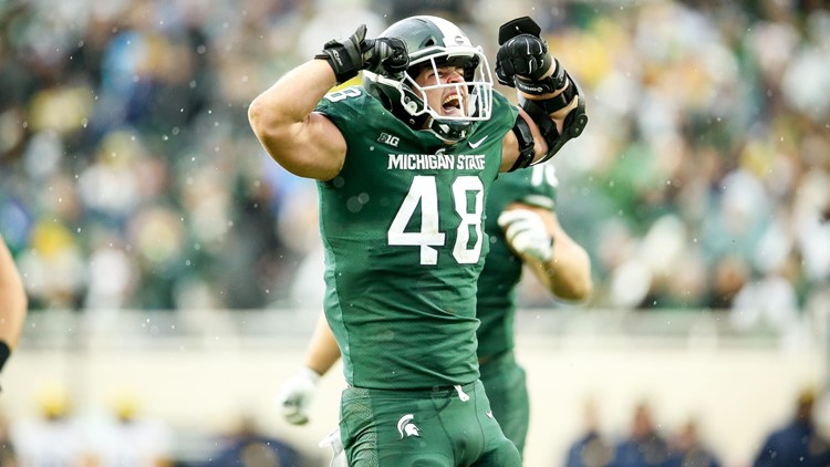 Rockford native one of two Spartans named preseaon All-Big Ten
