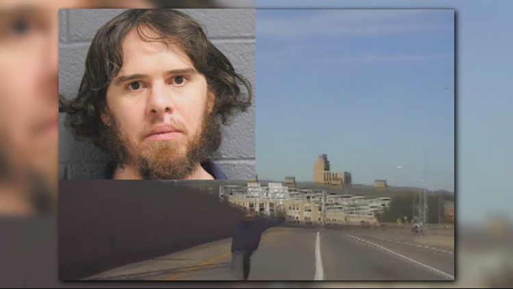 Man who killed girlfriend and shot at police will stay in prison for life