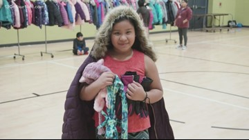 One Good Thing: Mars Hill Bible Church bundles up kids for the winter