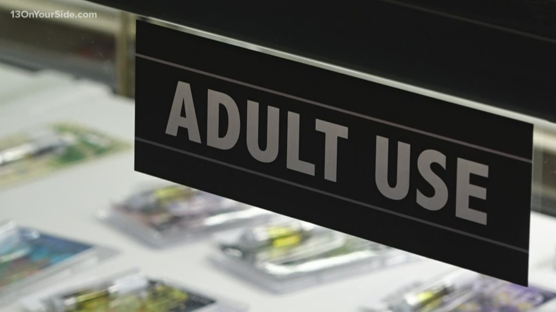 'It's history' | First recreational marijuana shop opens in West Michigan