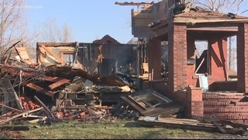 Detroit firefighters face discipline for burning home photo