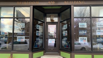 2 Democratic presidential candidates open Grand Rapids campaign offices