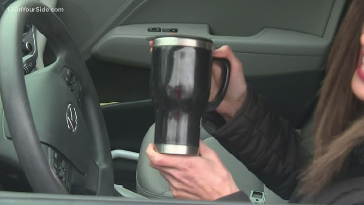 Struggle to keep your coffee warm out on the road?