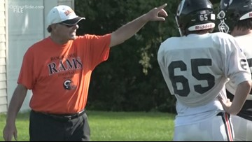 Rockford High School football coach retires
