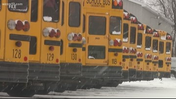 House OKs bill to forgive schools from making up snow days