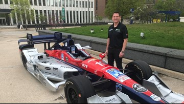 West Michigan racer will be in the field at the Detroit Grand Prix