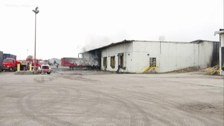 'Absolutely heartbreaking': Greenville reacts to Keystone Automotive Industries fire
