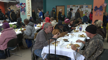 Degage Ministries honors veterans at annual Veterans Day luncheon