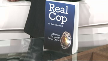 Retired GRPD officer writes a memoir to share his experience while on the force