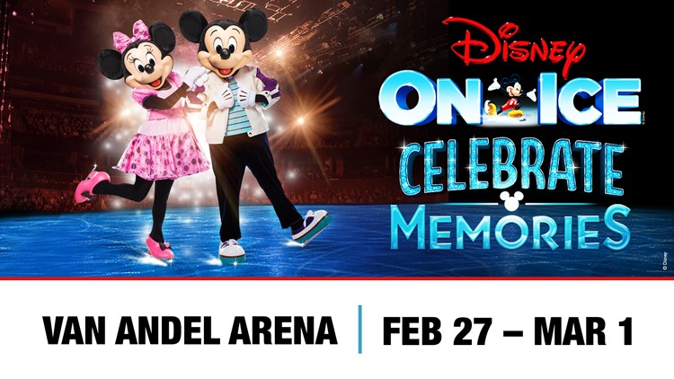 CONTEST COMPLETE - Enter to win tickets to Disney On Ice!