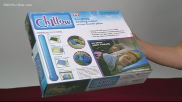 Try It Before You Buy It: Chillow