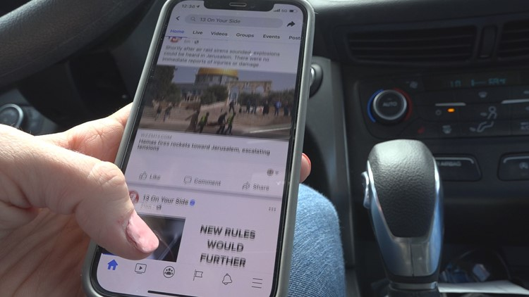 Using social media while driving could be illegal under proposed laws