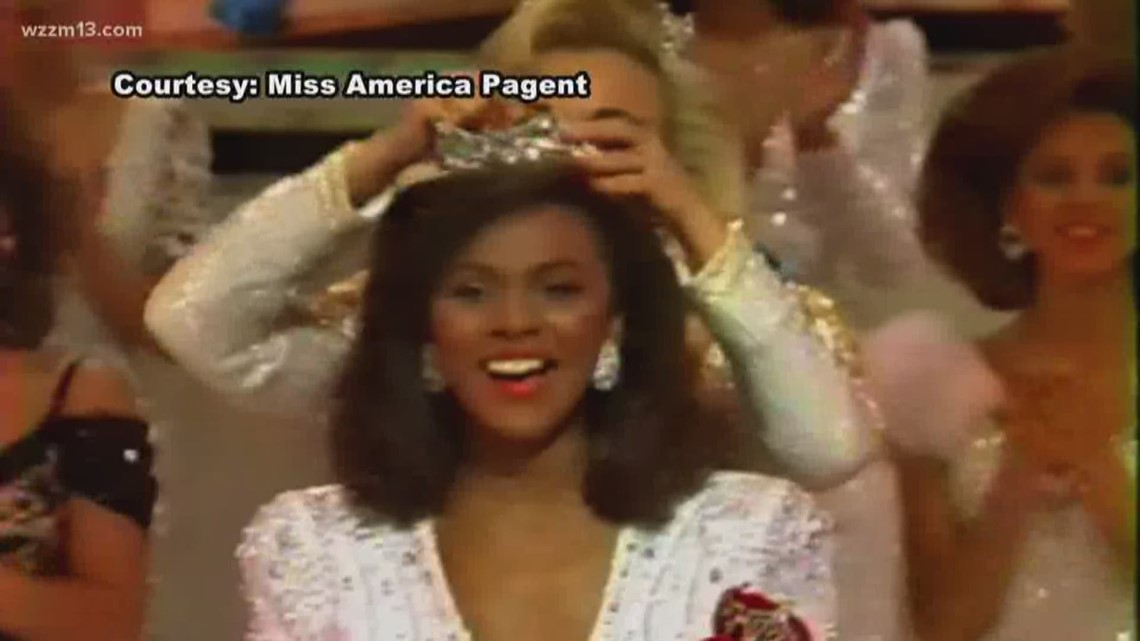 Seeing You; A former Miss America describes the pressure to look pretty