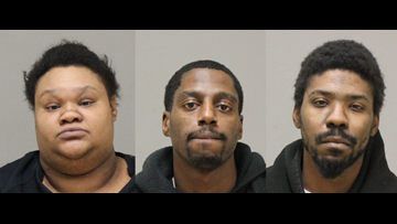 Three people in custody for the murder of a Kentwood man
