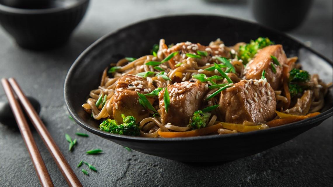 Better Bites: Vietnamese Grilled Pork and 'Noodle' Bowl