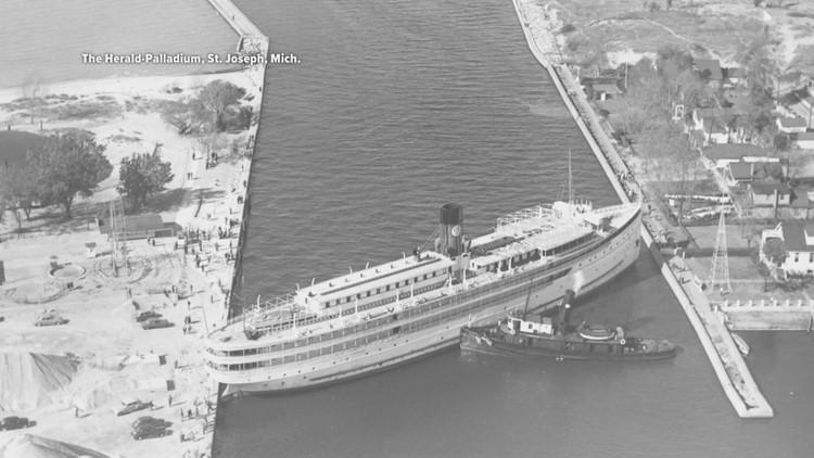 1952 incident involving Michigan steamship mirrors Suez Canal jam