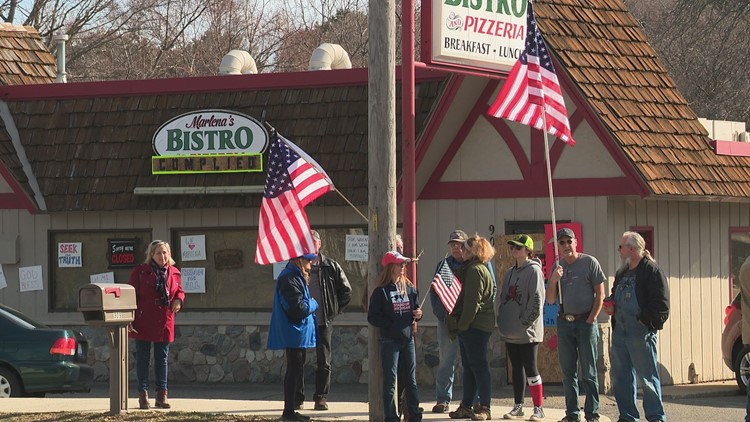 Republican state lawmakers blame 'political bullying' for Marlena's Bistro owner arrest, call for her release