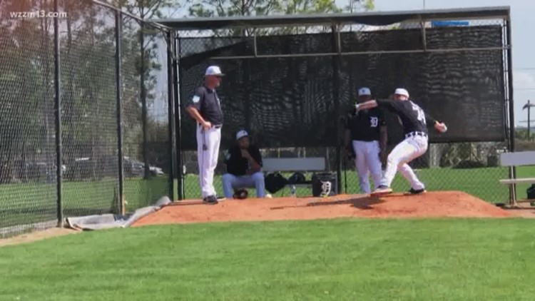 Mize pumps the brakes after throwing BP