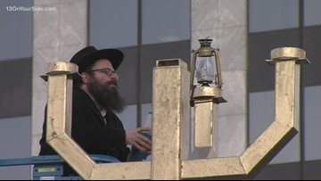 Grand Rapids Jewish community responds to Hanukkah attack in New York