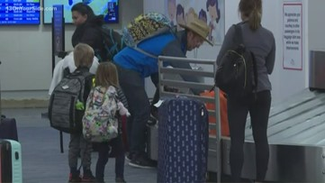 Don't pack that: TSA offers holiday travel safety tips