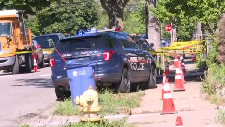 GRPD searching for 2 suspects in 3rd shooting of the day