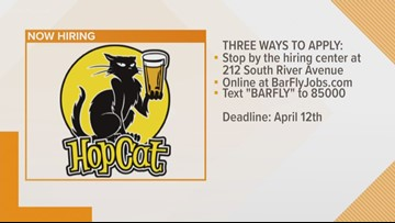 New HopCat set to open in Holland