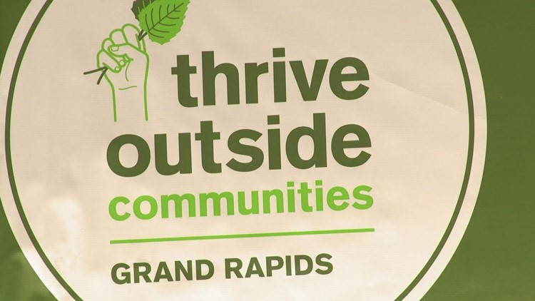 City of Grand Rapids launches 'gear library' to lend equipment for outdoor activities