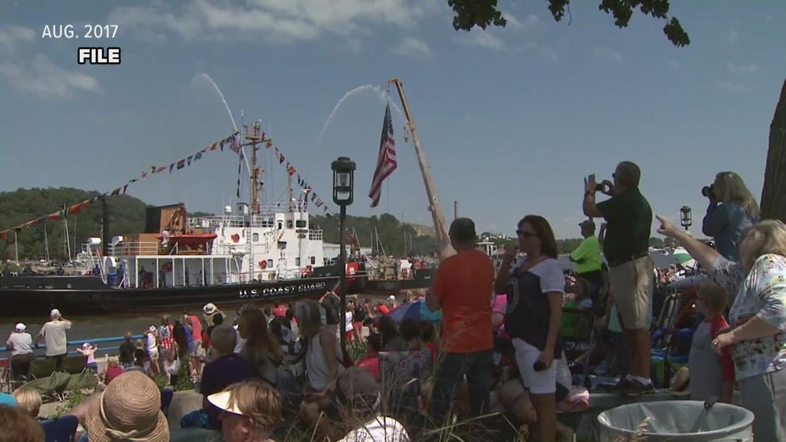 The Coast Guard Festival returns to Grand Haven