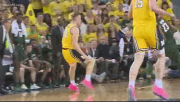 Brazdeikis stays in the NBA draft