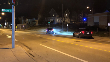 Christmas Eve shooting in Grand Rapids leaves 1 injured